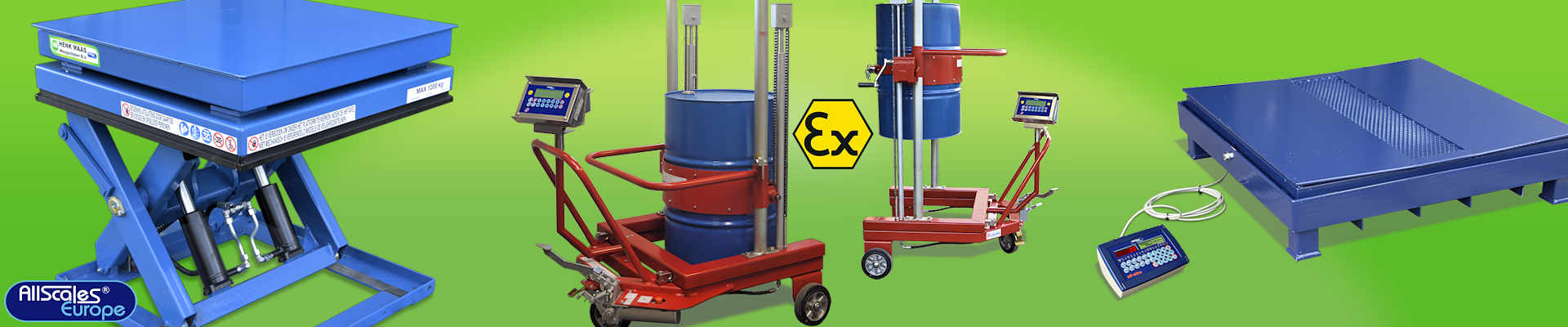 Slider 7 tailor made weighing equipment