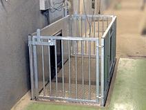 HMV-P Veeweegschaal