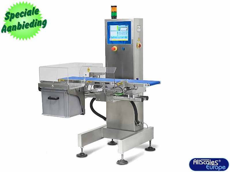 MIDR51 Checkweigher (speciale aanbieding)