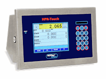 HPR Color Touch Weegindicator 212x159