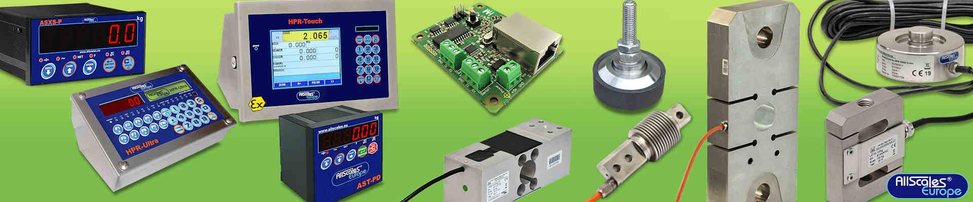 Homepage Slider Weegcomponenten